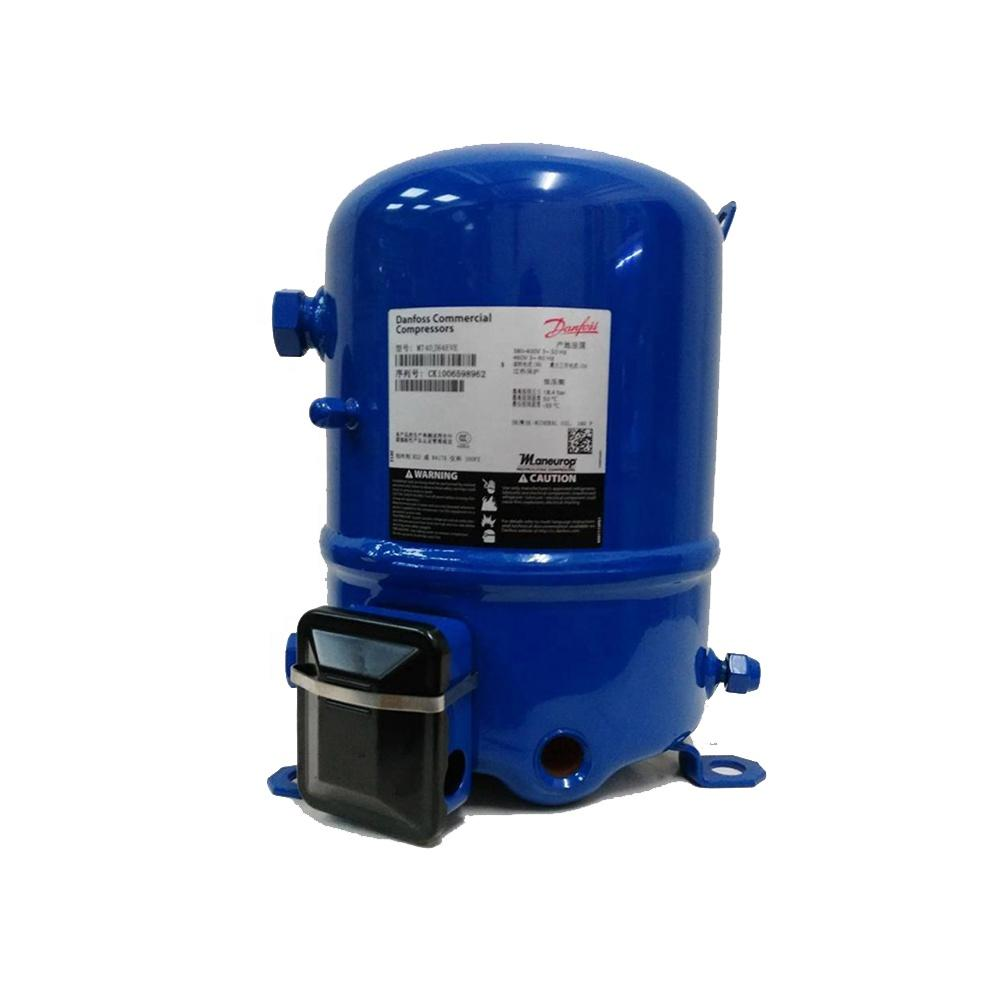 Maneurop MLZ Series R404a scroll compressors for refrigeration applications