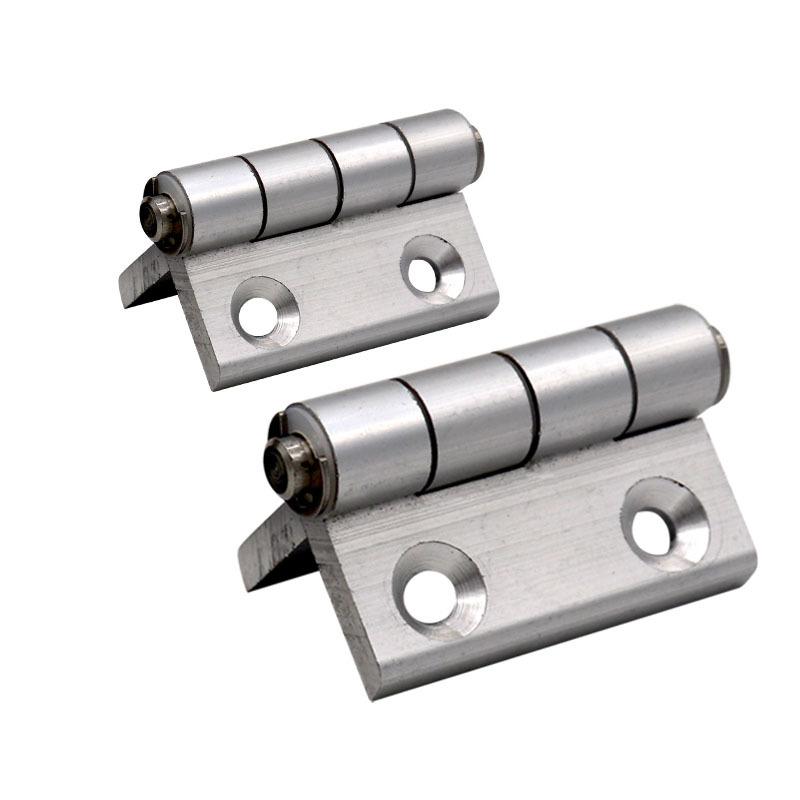Aluminum hinge commercial aluminum door hinges cabinet door hinges