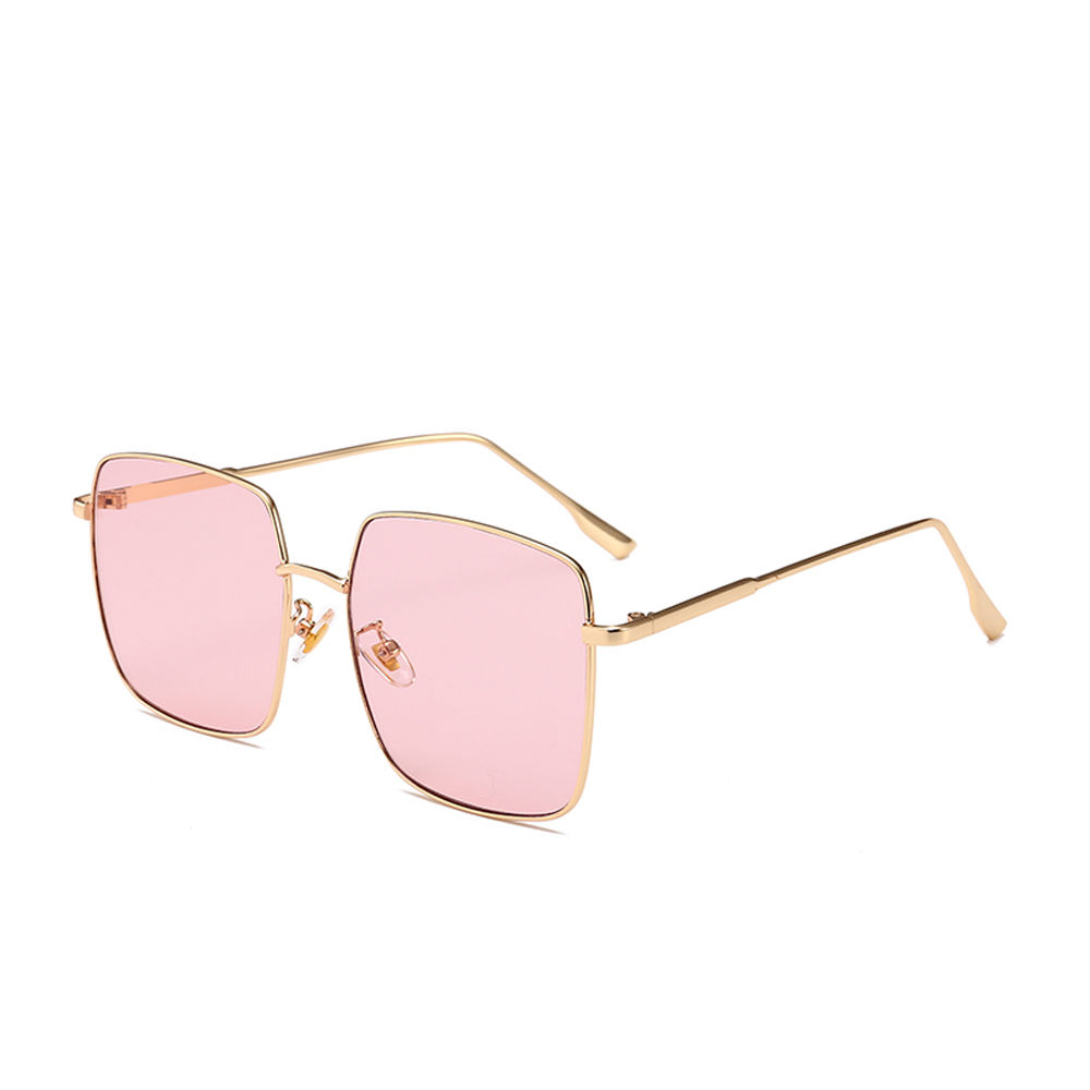 EUGENIA Wholesale women ocean colorful glasses 2020 fashion over sized sunglasses CE