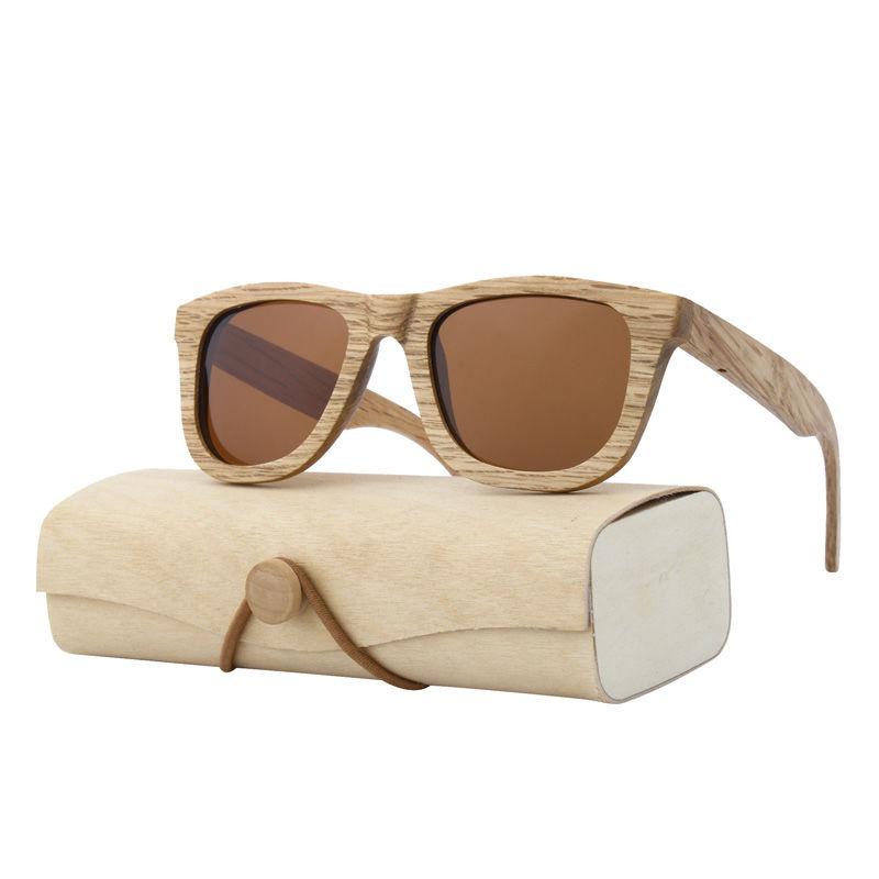 bamboo sunglasses High quality wood sunglasses