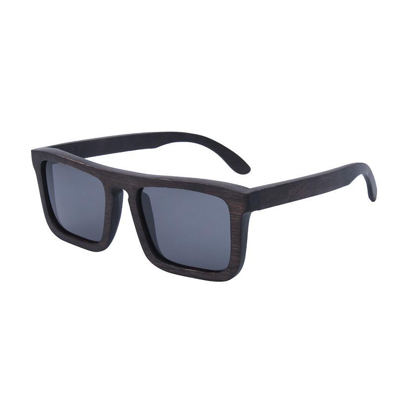 EUGENIA 2020 Europe design gafas de sol de madera mirror effect unisex Eco friendly wooden sunglasses