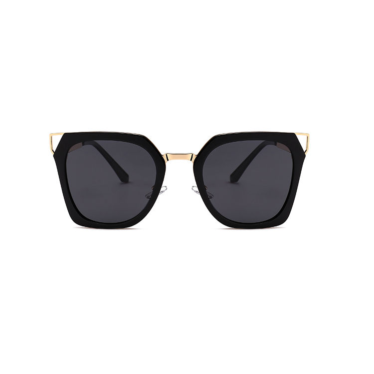 EUGENIA big frame factory designer fashionable wholesale custom logo square women sunglasses