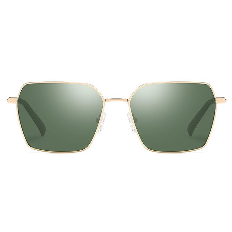 EUGENIA 2020 Polarized Square Sunglasses Men Brand Designer UV400 Gafas Fashion Sun Glasses