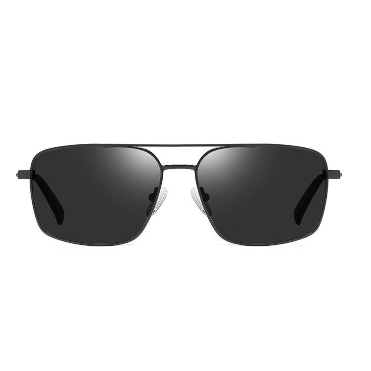EUGENIA Classical Men Cycling Polarized High Quality Military China Manufacture Metal Sunglasses