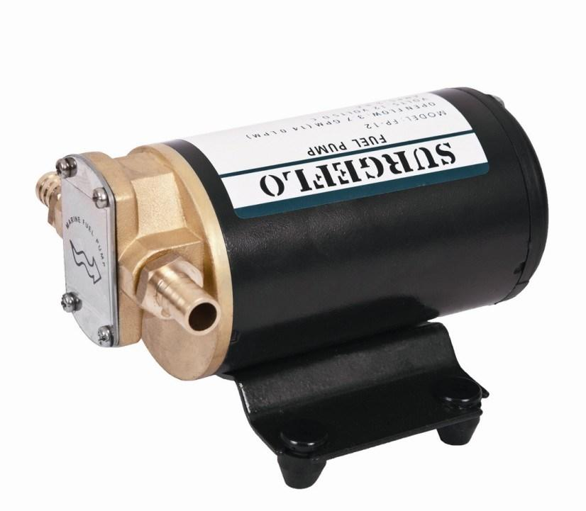 Gear Pumps (FP-12) with CE Approved