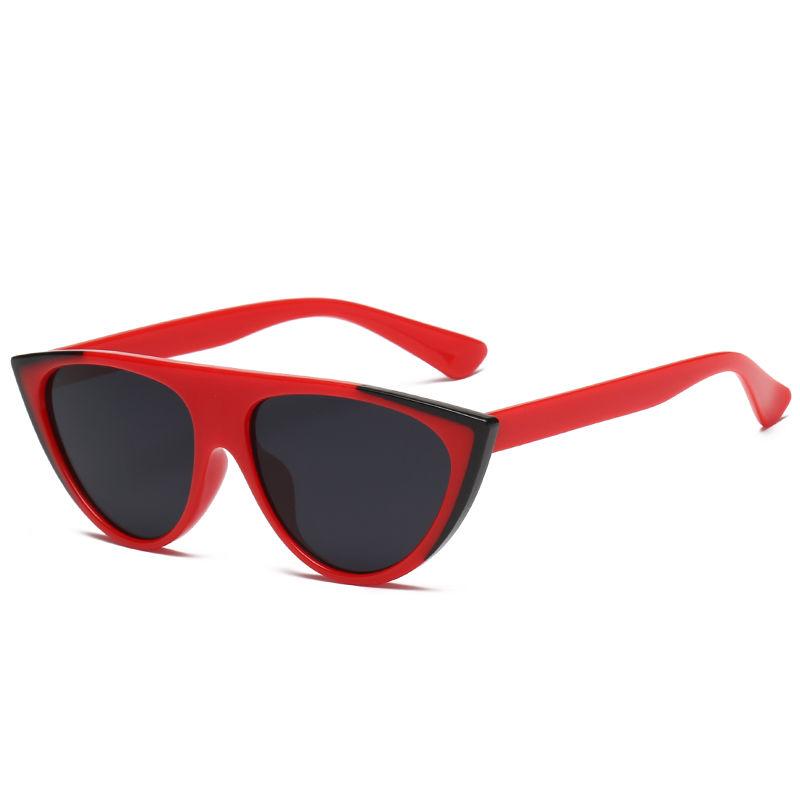 EUGENIA 2020 New High Quality China Fancy Custom Cat Eye Sunglasses
