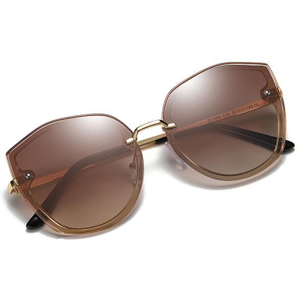 EUGENIA china wholesale new fashion high quality metal sunglasses