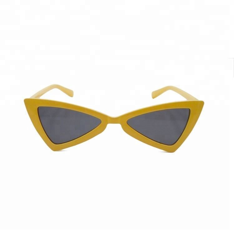 Top selling elegant fashion triangle new arrival sunglasses