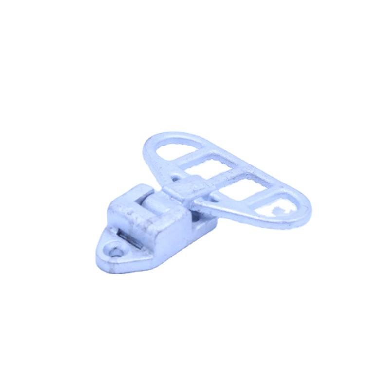 Folding step or grab handle marine stainless steel