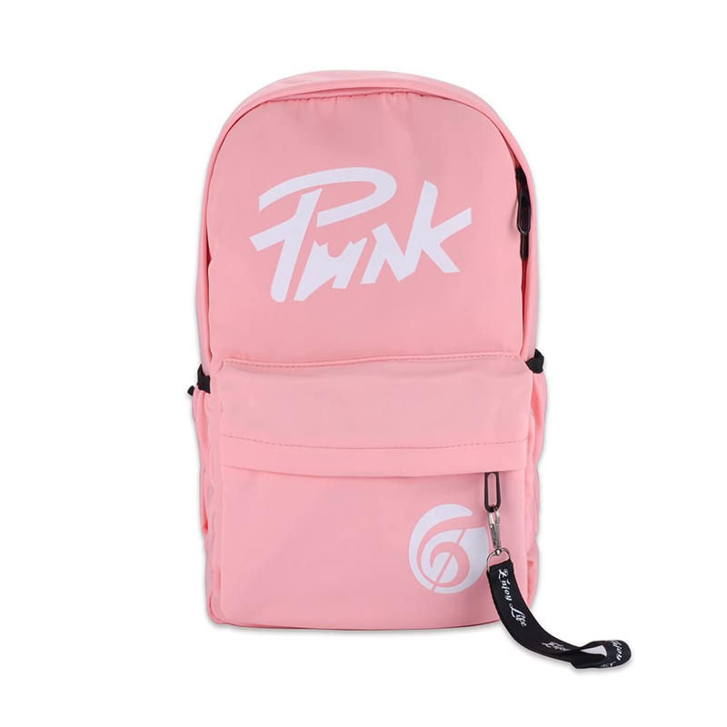 mochilas New Casual Shoulder Bag Student Bag school bag Nylon Pink Backpack Off Travel White Backpack Girls Boys Laptop Dayback