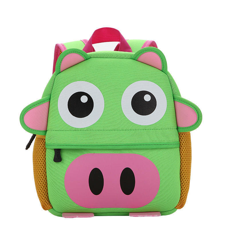 mochilas 2020 new Cute Kid Toddler School Bags Backpack Kindergarten Children Girls Boys Schoolbag 3D Cartoon Animal Bag School Bags
