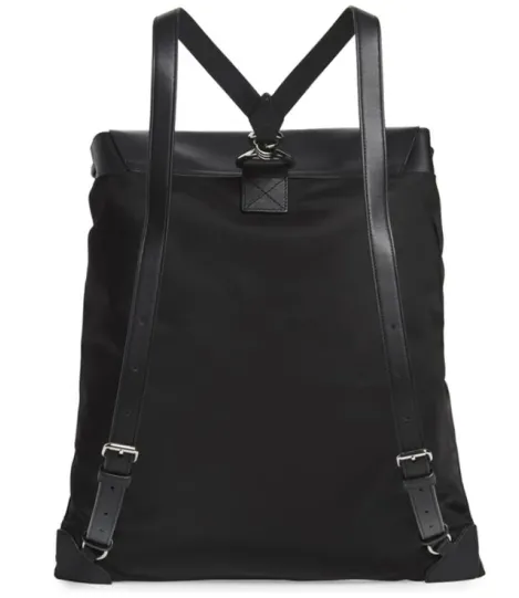 mochilas Manufacturer Custom Leisure Ladies Backpack Fashion Travel Drawstring Backpack