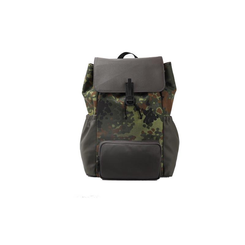 mochilas Fashion Women Men Camo Nylon Backpacks School Bags for Teenage Students multi-pocket Camouflage Travel Rucksack Large Capacity