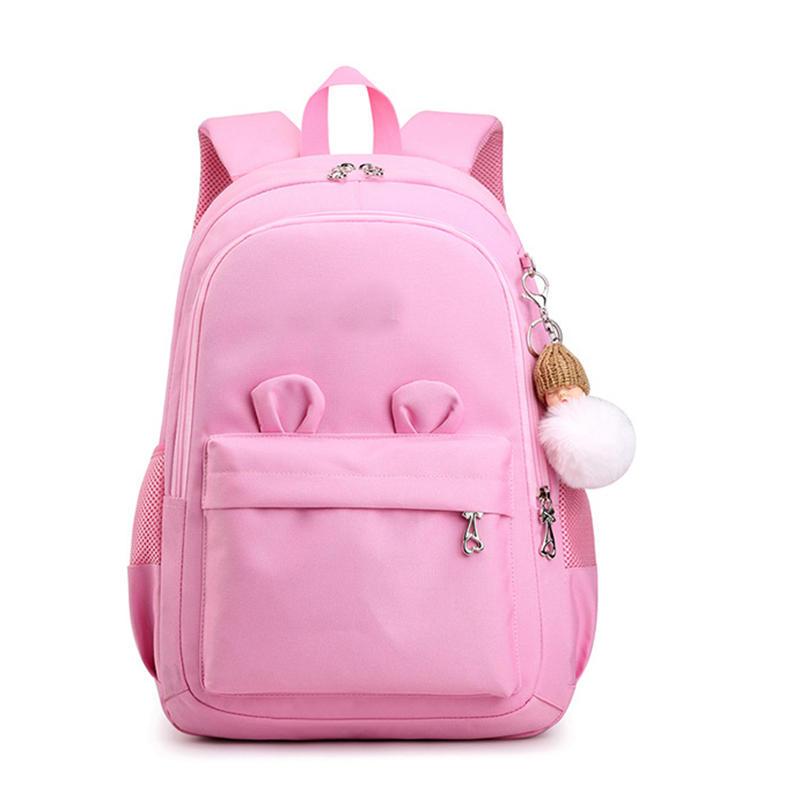 mochilas Cute Girls Backpack Kids Children School Bags For Girls Orthopedic backpack Waterproof Backpack Child School Bag Mochila Escolar