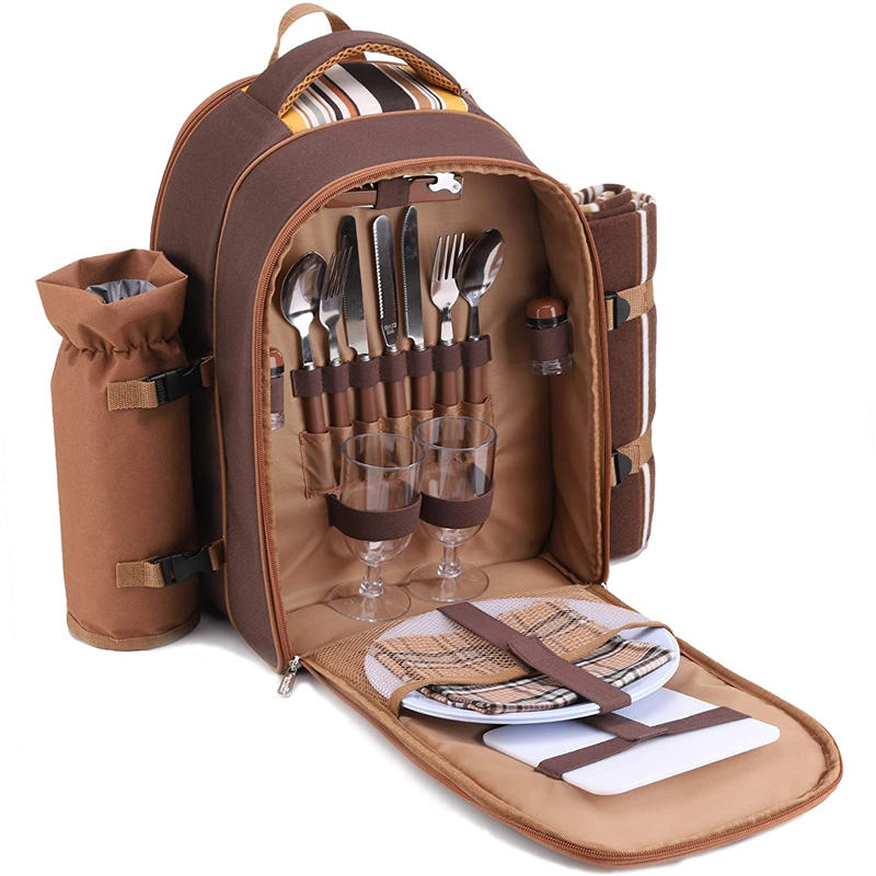mochilas 25L Outdoor Picnic Backpack Men Camping Cooler Bag Refrigerator Waterproof Nylon Isotherma Cooler For Picnic Bag Women Food Box