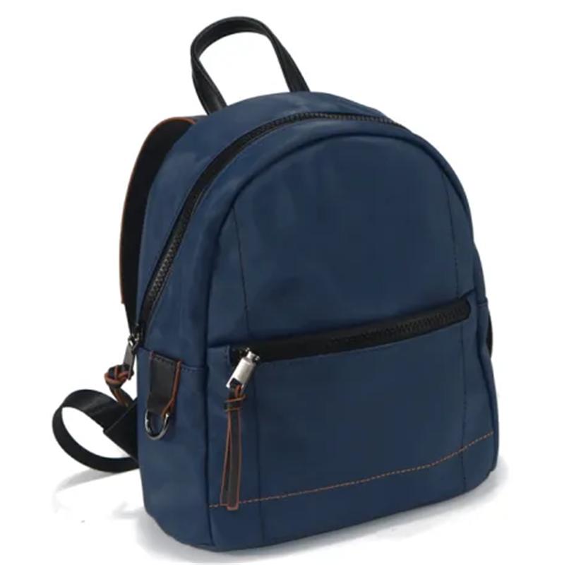 mochilas Wholesale Customized Small Backpack Travel Backpack Nylon BagFashion Lady Satchel