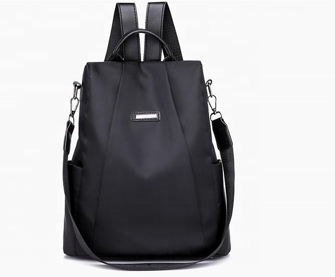 mochilas 2020 Stylish girls nylon fashion school backpacks leisure classic ladies laptop custom removable shoulder backpack for women