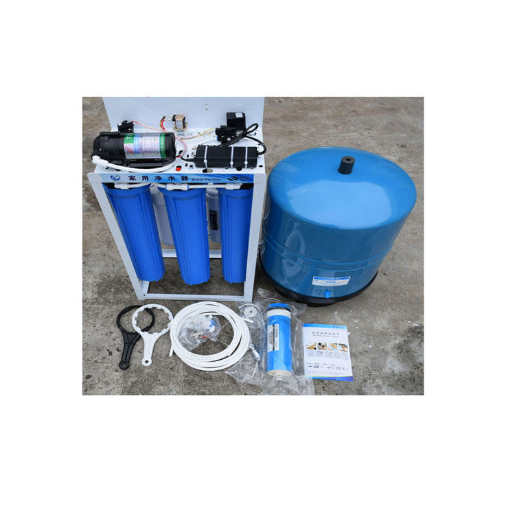 300GPD commercial home pure natural solutions water filter