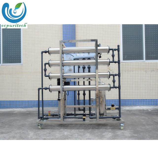 Industrial 1000/2000lph reverse osmosis host equipment