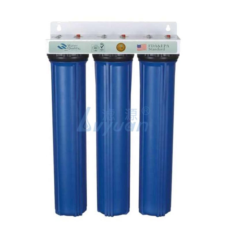 Large Flux 1/2/3 stage Big Blue Water purifier filter household Sediment