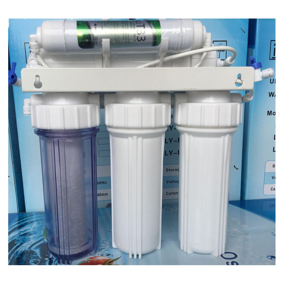 50 GDP 4 stages made in China inexpensive price water purification system
