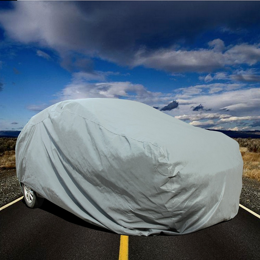 Manufacturers custom car waterproof PP non-woven fabric car cover can be customized