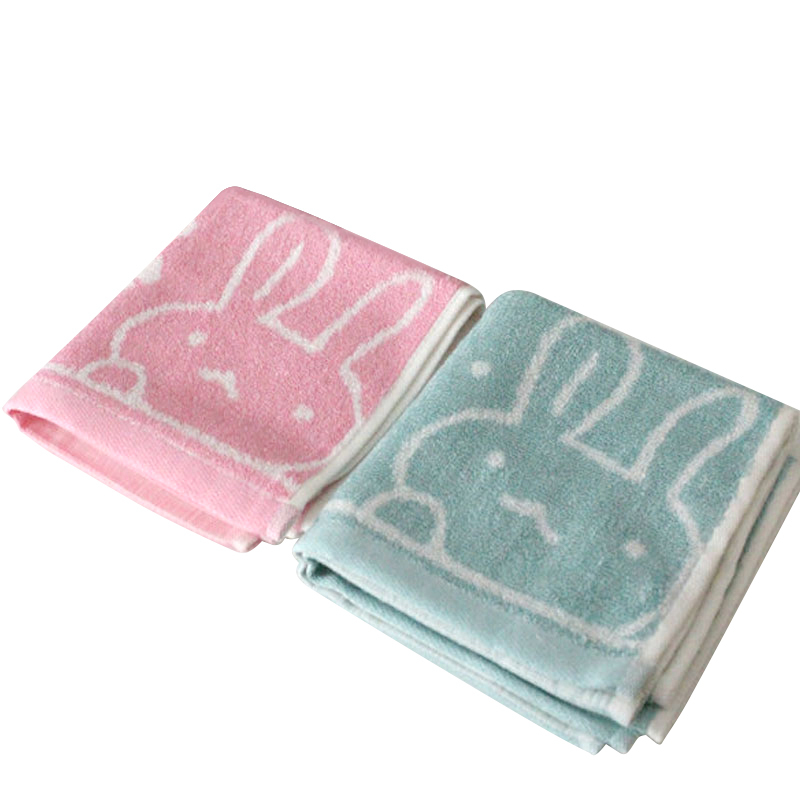Face Pink Silk for Face Fitness Custom Bamboo Face Towel
