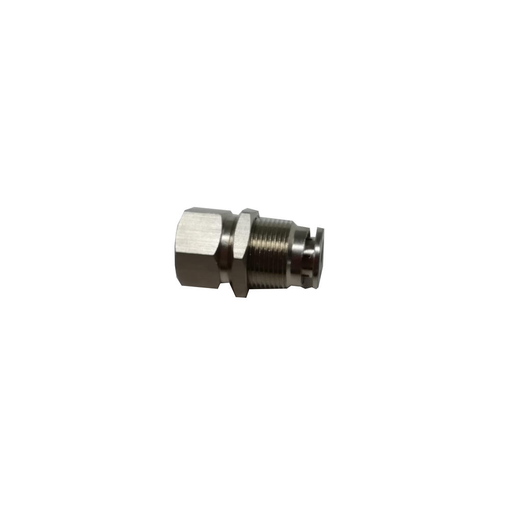 Pneumatic airfittings Internal Threaded Plate ConnectorTKC-PMF8-01 compressionfitting