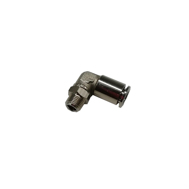 Right-angle external threaded jointTKC-PL8-01Fast Connector 1/8Pneumatic airfittings