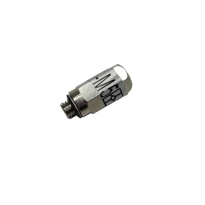 Nitrogen connection Check valveAKBM5B-M5 Pneumatic fittings