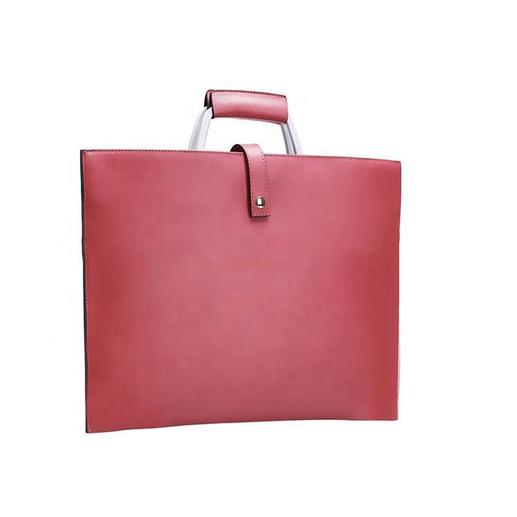 New Style PU Envelope Bag Briefcase for Ladies