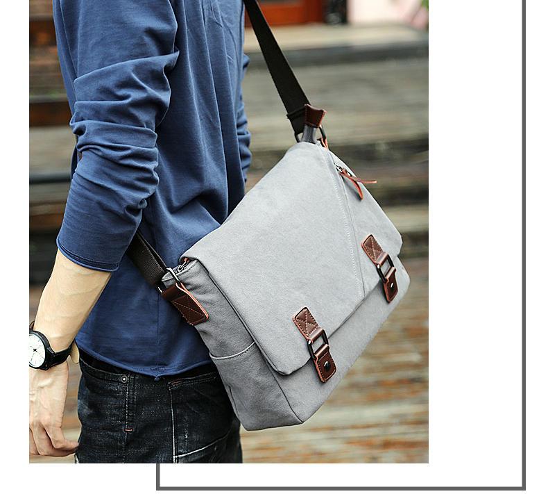2020 Retro Men PU Leather Black Briefcase Business Men Handbags Male Vintage Shoulder Messenger Bag Men Large Laptop Handbags