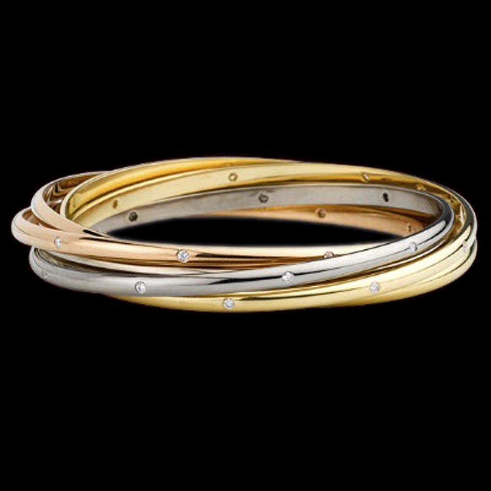Wholesale new rose quartz saudi arabia gold bangles designs