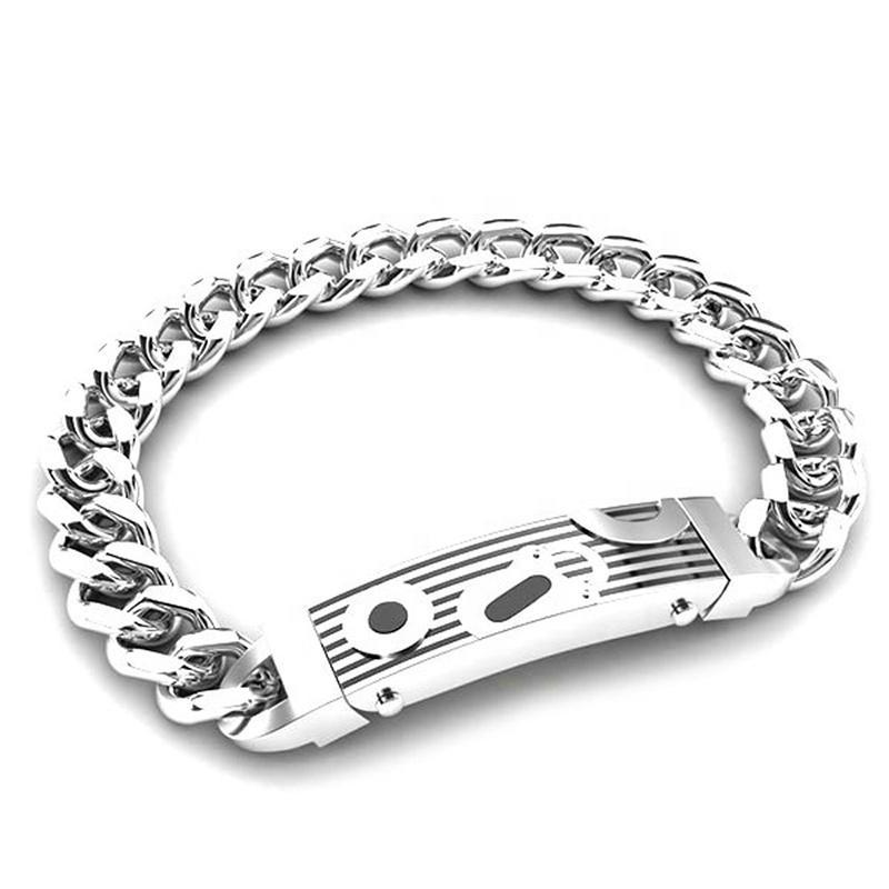 Good Chain Design 316L Stainless Steel Bracelets For Men