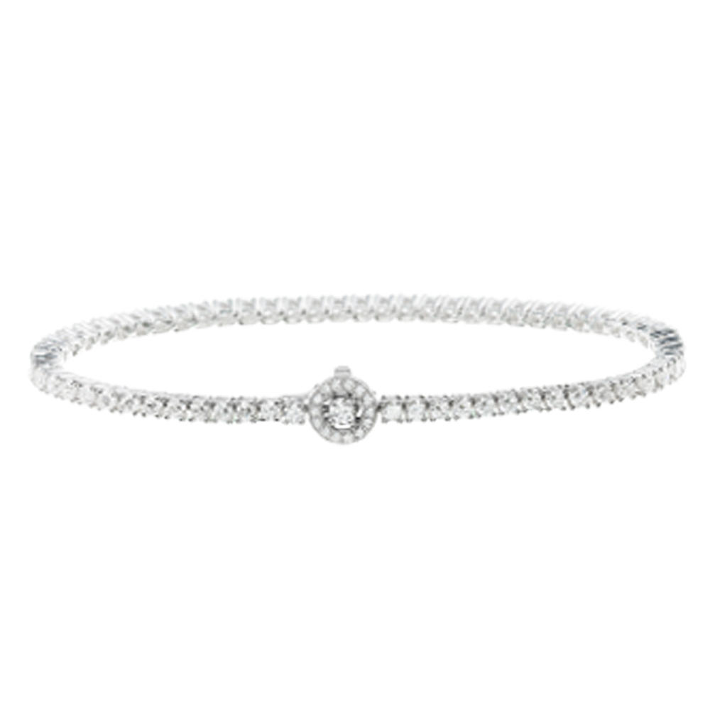 Eco-Friendly Sale Online Bangle 925 Sterling Silver Jewelry