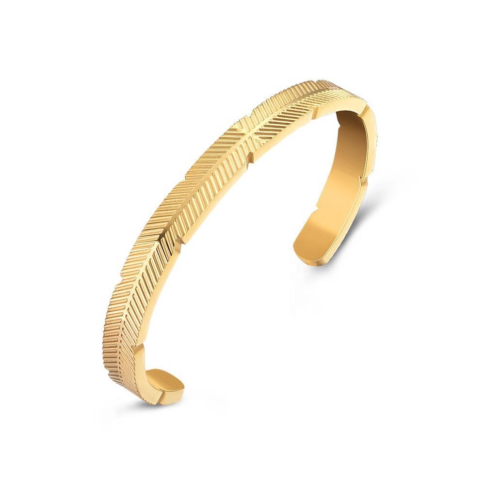 Modern Bracelet Men Accessories 2020 Glamour Stainless Steel Jewelry
