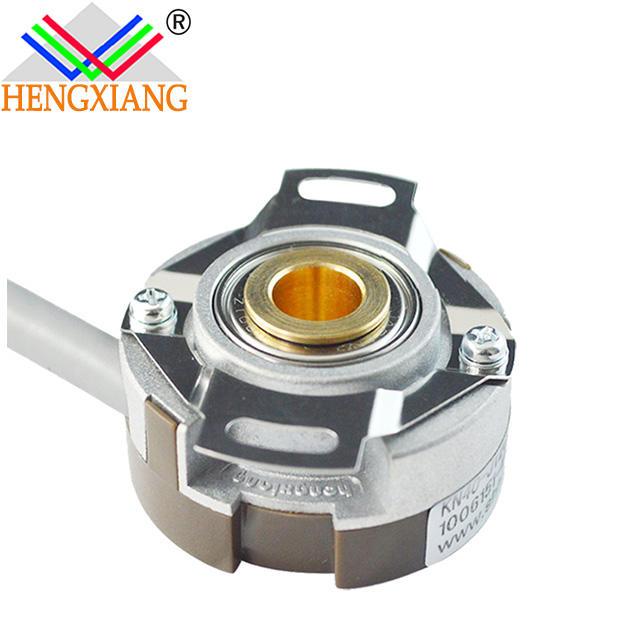 KN40 blind hole 6mm encoder 24V DC Motor Rotary Encoder Price Distance Sensor Position 3600 pulse