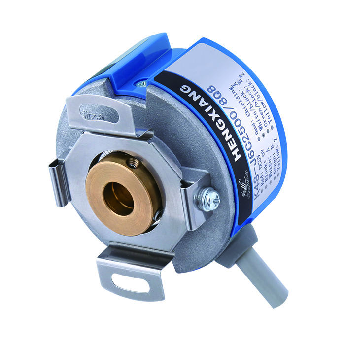 high quality 2500 pulse 4 poles KZ48 rotary encoder A-ZKD-12-250BM/2P-G05L-C for DC servo motor and inverter motors