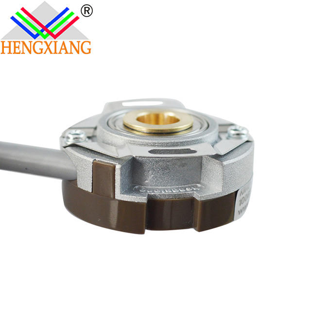 hollow shaft encoder KN40 Position Control Encoder Voltage output,DC12-24V