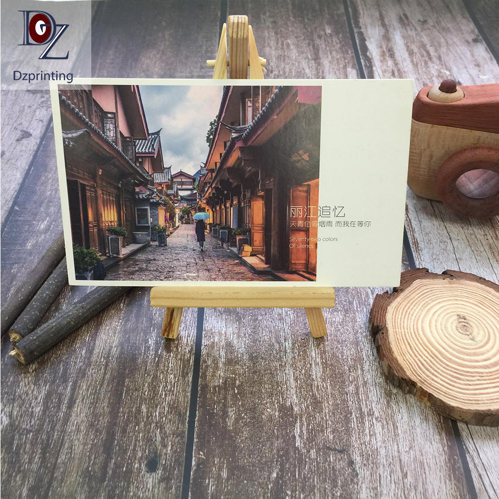 product-Dezheng-Original Porcelain Buy Gift Recordable Card Famous Paintings Postcard-img-1