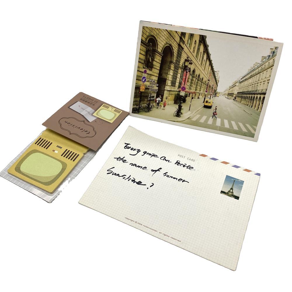 Abundant Custom Travel Greeting Card Printing Thank You Postcards Business