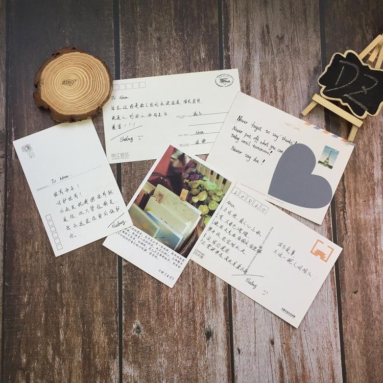 product-Dezheng-Custom printing postcard travel 4X6 travel post card-img-1