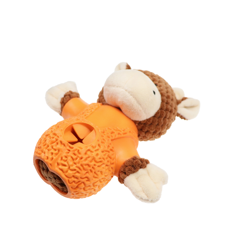 Non-toxic durable corduroy toys Rabbit chews and puppies play Recommendation of Puppy