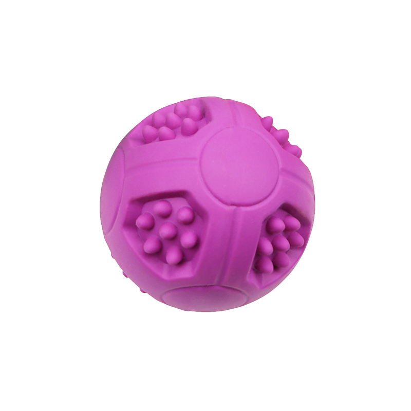 Pet toyssolid rubber dog ball indestructible interesting dog toys beef flavor rubber toy dog toy manufacturer strength pro