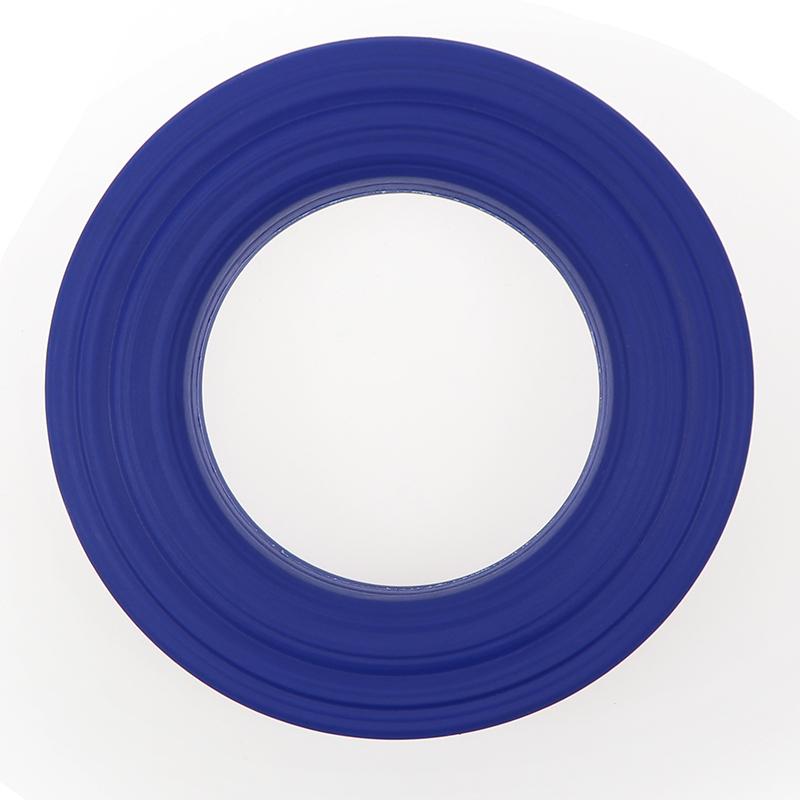 High Quality Durable Dog Chew Dental Toy Circular Ring Rubber Dog Toys