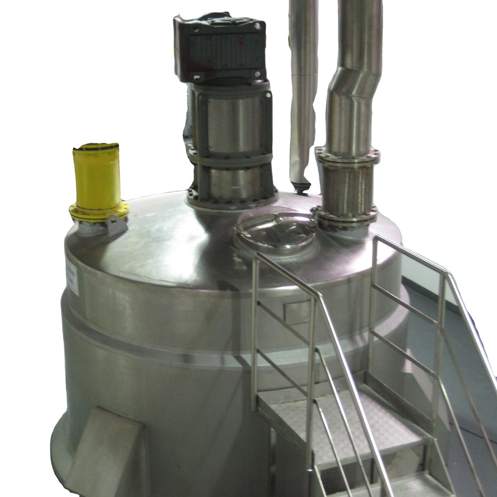 Washing powder mixer / Automatic detergent powder production line / Industrial detergent powder making machine