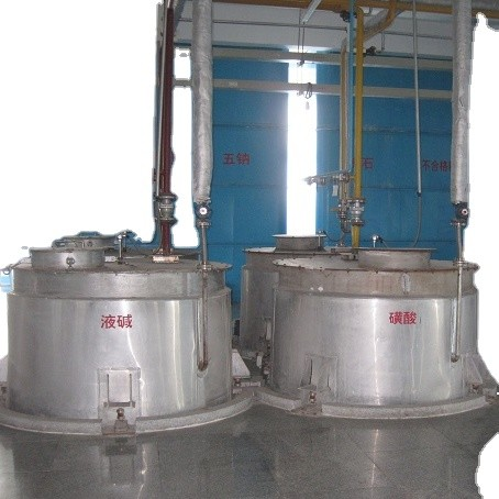 Automatic detergent powder making machine / laundry detergent plant/ PLC control powder production line