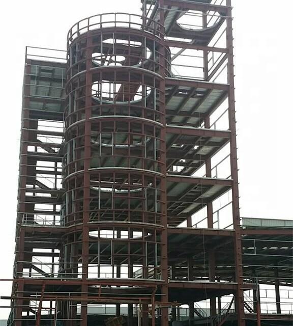 Spray Drying Tower Detergent Powder Plant/Washing Powder Making machine/Laundry Powder Production Line