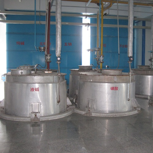 High spray drying tower detergent powder making machine / Automatic laundry detergent plant