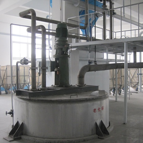Tunrnkey Project Washing Powder Mixing Machine/ High Spray Tower Process Detergent Powder Manufacturing Plant